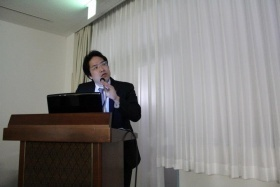 韓国のICTとソーシャルメディアから学べるソーシャルWeb時代 / 金 聖弼さん