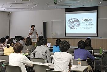 阿部 正幸さん 「Google Material DesignをPolymerで表現しよう」