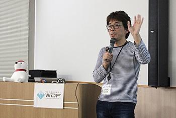 佐川 夫美雄さん 「つまりHTML5の目指すところ 〜 polyfillの意味 〜」