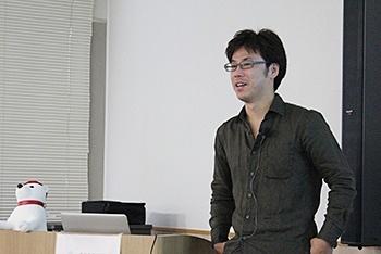 清原 智和さん 「明日から使えるコーディングツール」