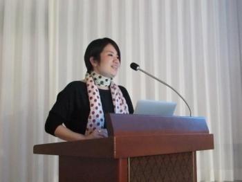 ソーシャル系Webサービスのつくり方〜デザイナーとして、SNSの発言と位置情報を活用したWebサービス開発に関わる〜 / 黒野 明子さん