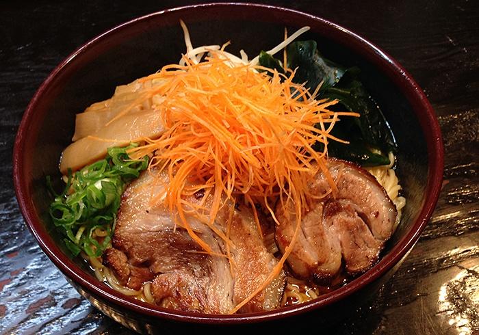 油そば 大(麺2玉分)