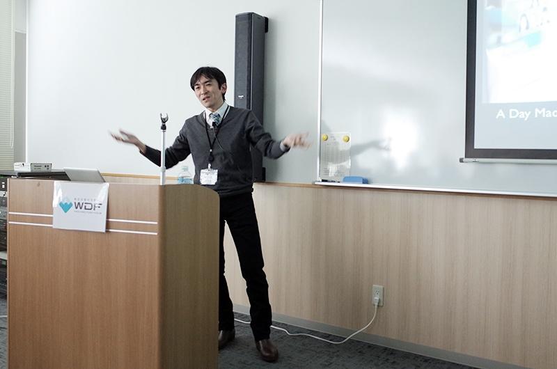 木達 一仁さん「これからのWebデザインに求められるアクセシビリティとの向き合い方」